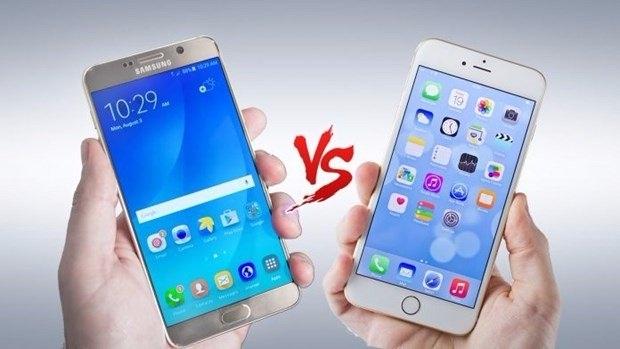 iPhone 7 Plus'ın Android rakipleri ile arasındaki farklar 1