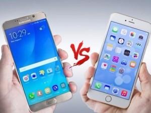 iPhone 7 Plus'ın Android rakipleri ile arasındaki farklar