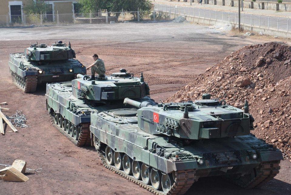İstanbul'dan yola çıkan zırhlı araçlar Gaziantep'e ulaştı 16