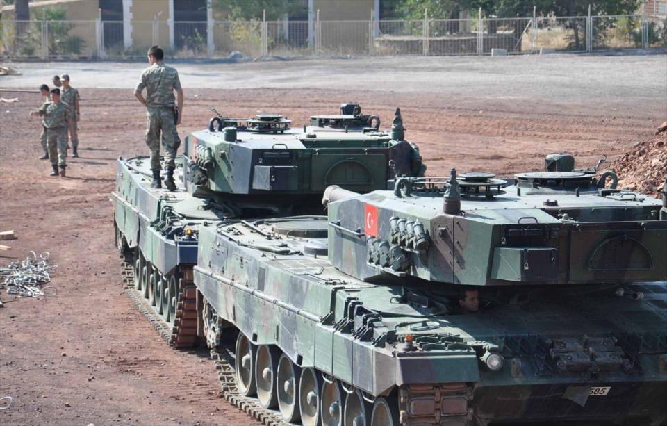 İstanbul'dan yola çıkan zırhlı araçlar Gaziantep'e ulaştı 17