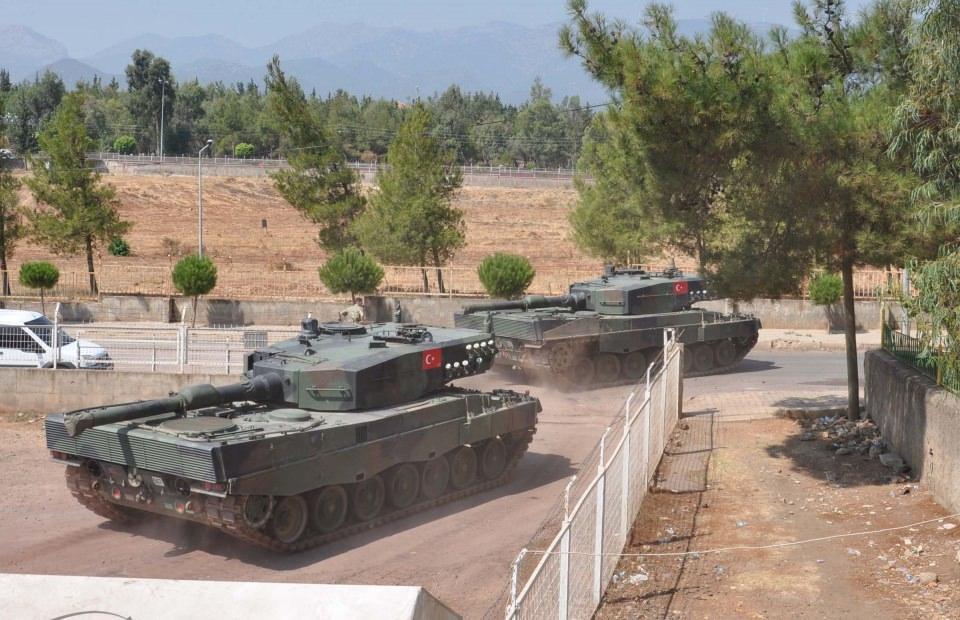 İstanbul'dan yola çıkan zırhlı araçlar Gaziantep'e ulaştı 20