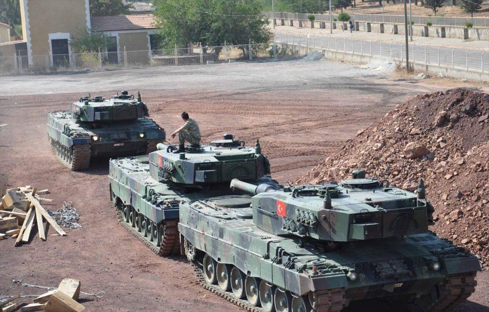 İstanbul'dan yola çıkan zırhlı araçlar Gaziantep'e ulaştı 30