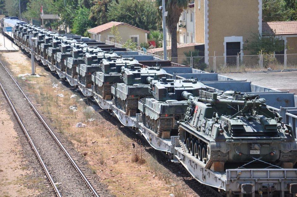 İstanbul'dan yola çıkan zırhlı araçlar Gaziantep'e ulaştı 31