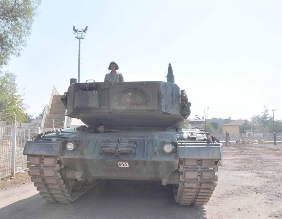 İstanbul'dan yola çıkan zırhlı araçlar Gaziantep'e ulaştı 37