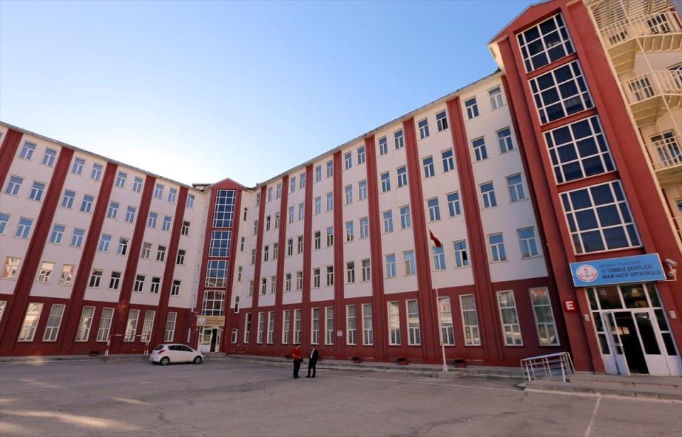 Erzurum'daki FETÖ okulunda özel bölüm 16