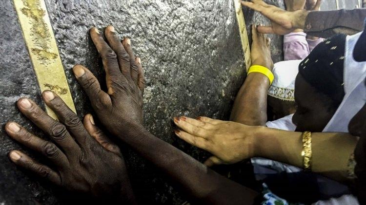 Kabe'den insan manzaraları 114
