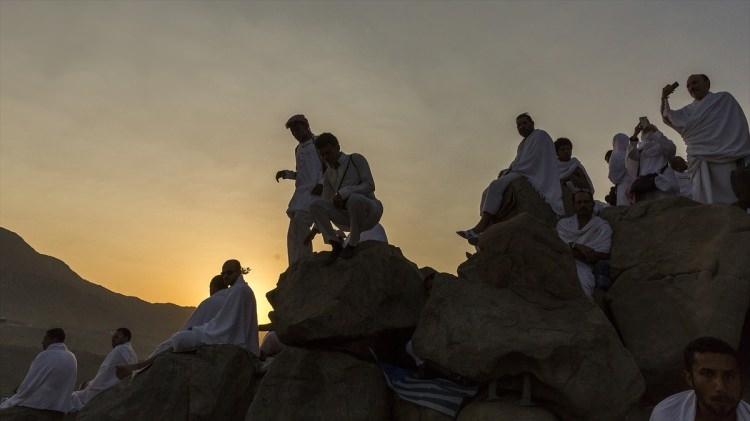 Kabe'den insan manzaraları 46