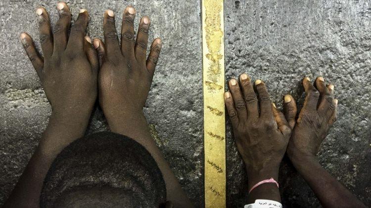 Kabe'den insan manzaraları 90