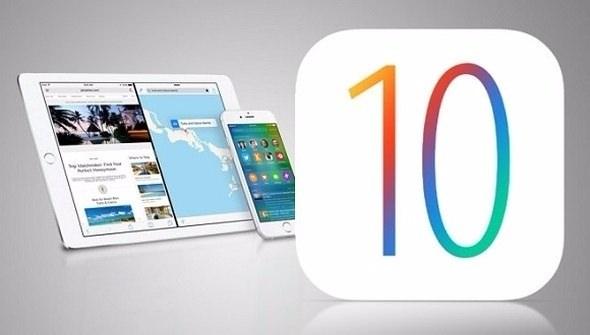 iOS 10 yayınlandı! 2