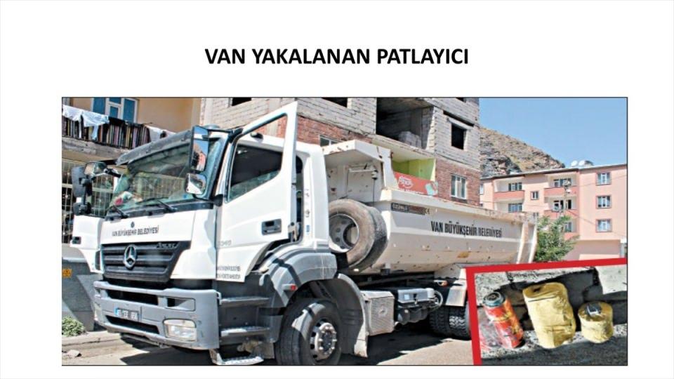 O belediyeler PKK'yı böyle destekledi! 10