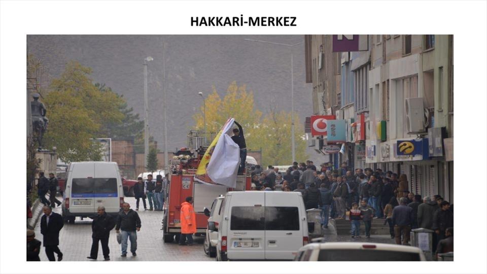 O belediyeler PKK'yı böyle destekledi! 14