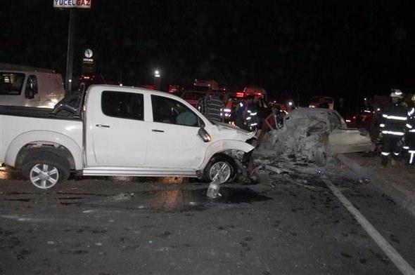 Tatilin 7 gününde kaza bilançosu: 60 ölü, 371 yaralı 3