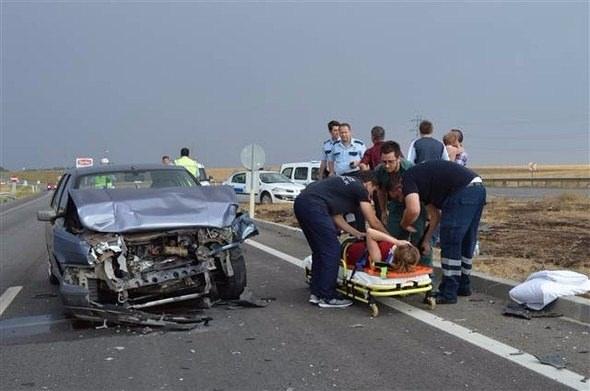 Tatilin 7 gününde kaza bilançosu: 60 ölü, 371 yaralı 4