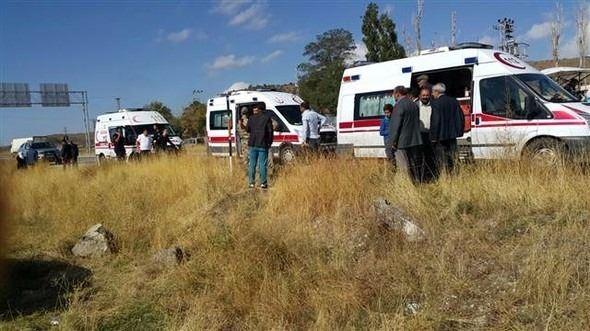 Tatilin 7 gününde kaza bilançosu: 60 ölü, 371 yaralı 6