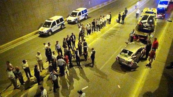 Tatilin 7 gününde kaza bilançosu: 60 ölü, 371 yaralı 8