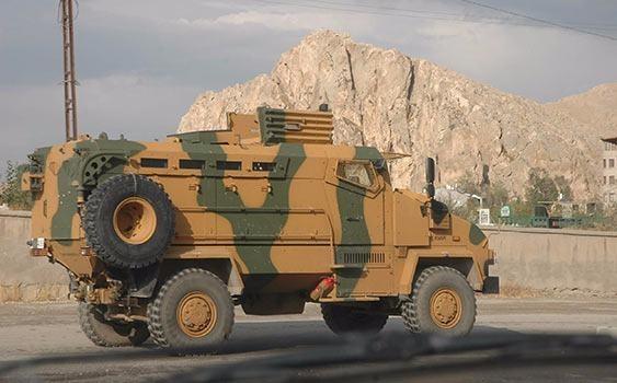 Silahlı 'Bayraktar' PKK'nın kâbusu oldu 43