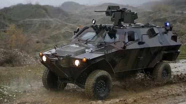 Silahlı 'Bayraktar' PKK'nın kâbusu oldu 44