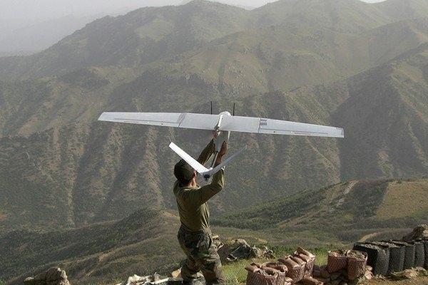 Silahlı 'Bayraktar' PKK'nın kâbusu oldu 46