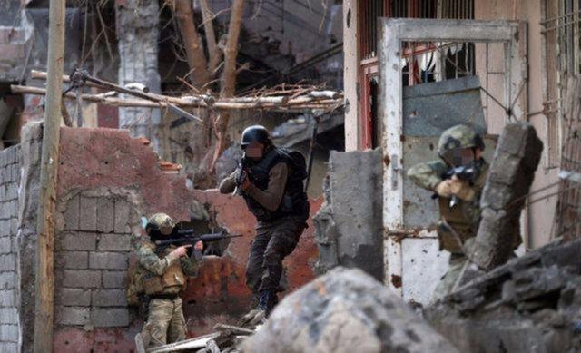 Silahlı 'Bayraktar' PKK'nın kâbusu oldu 7