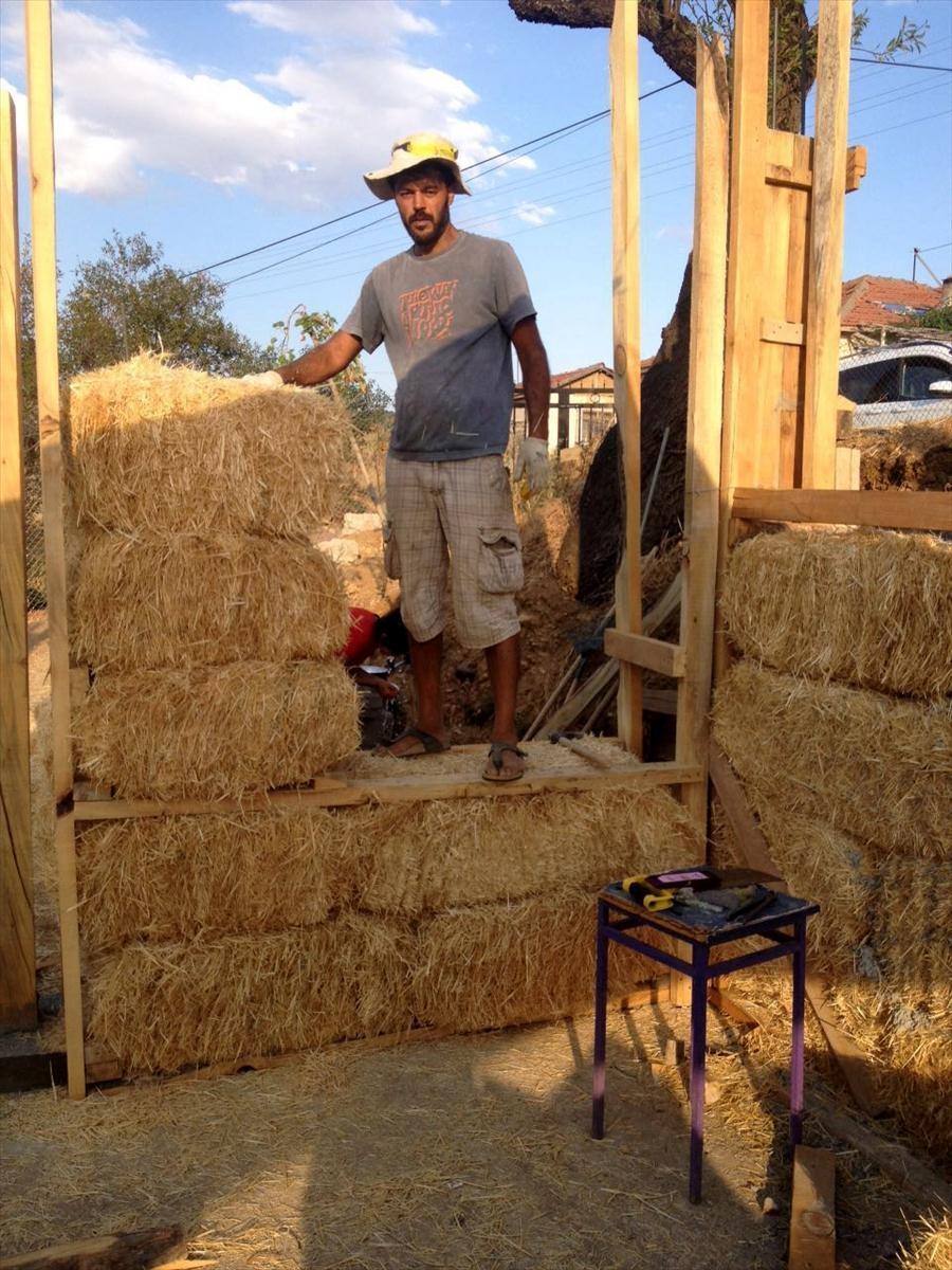 Evini samandan yaptı 2