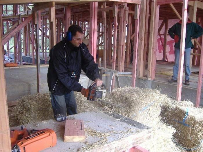 Evini samandan yaptı 28