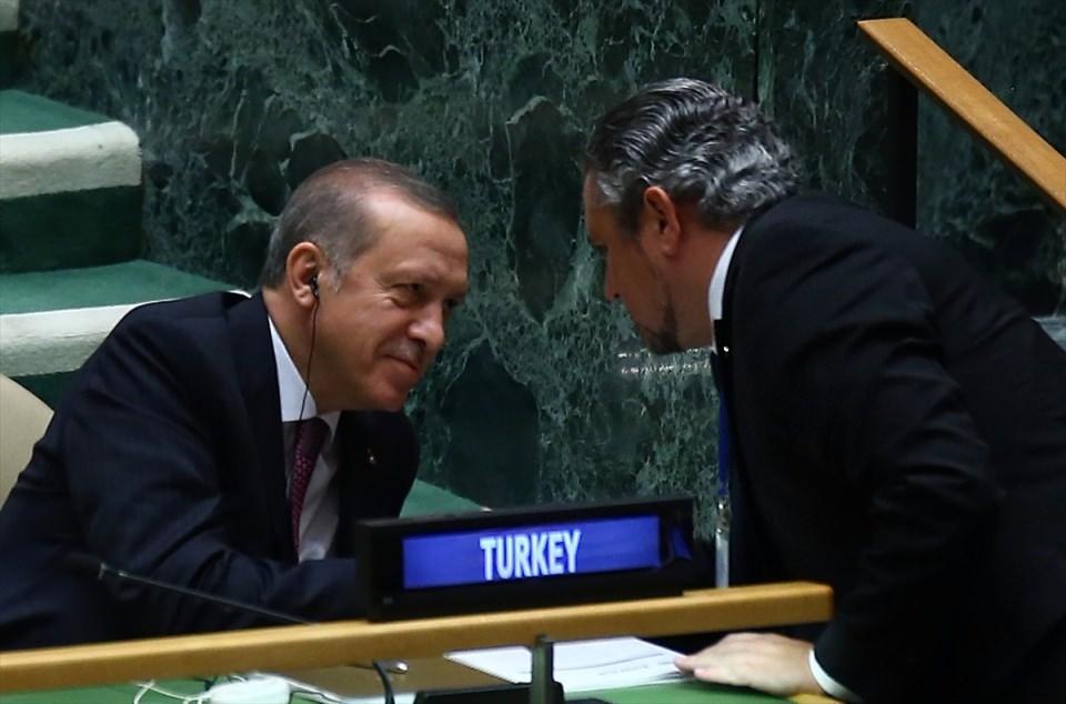 Zirvelerin değişmeyen Cumhurbaşkanı 'Erdoğan' 11