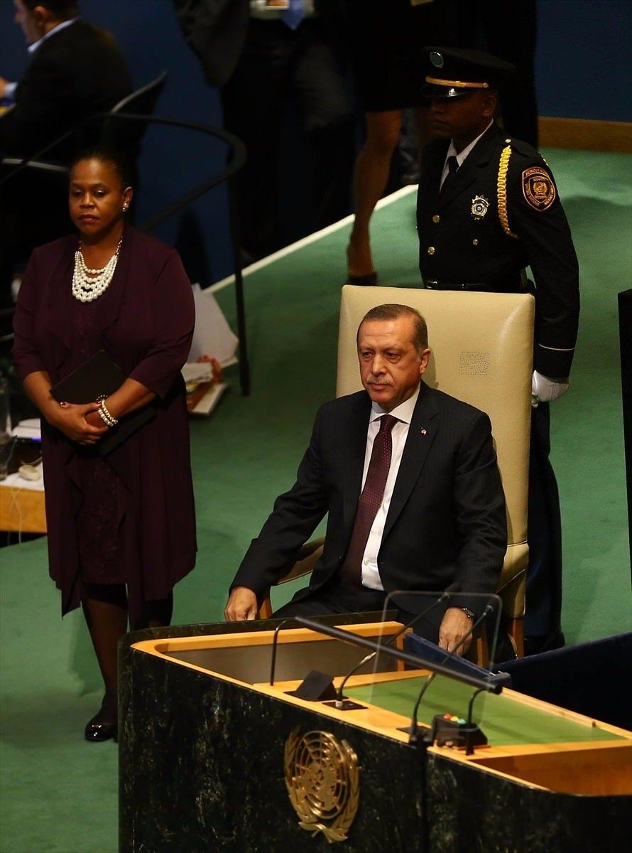 Zirvelerin değişmeyen Cumhurbaşkanı 'Erdoğan' 15