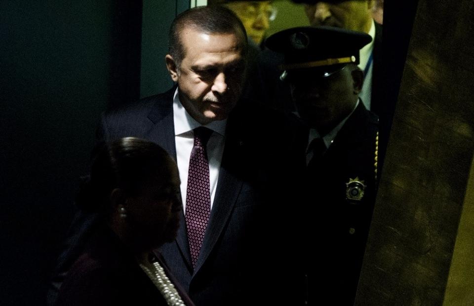 Zirvelerin değişmeyen Cumhurbaşkanı 'Erdoğan' 16