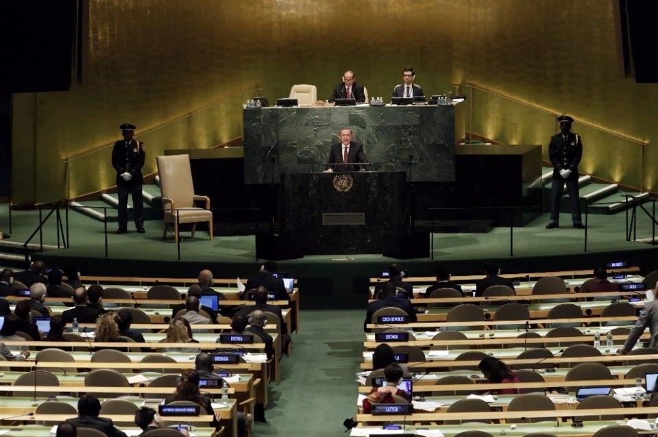 Zirvelerin değişmeyen Cumhurbaşkanı 'Erdoğan' 17