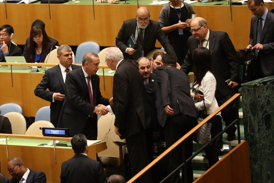 Zirvelerin değişmeyen Cumhurbaşkanı 'Erdoğan' 21