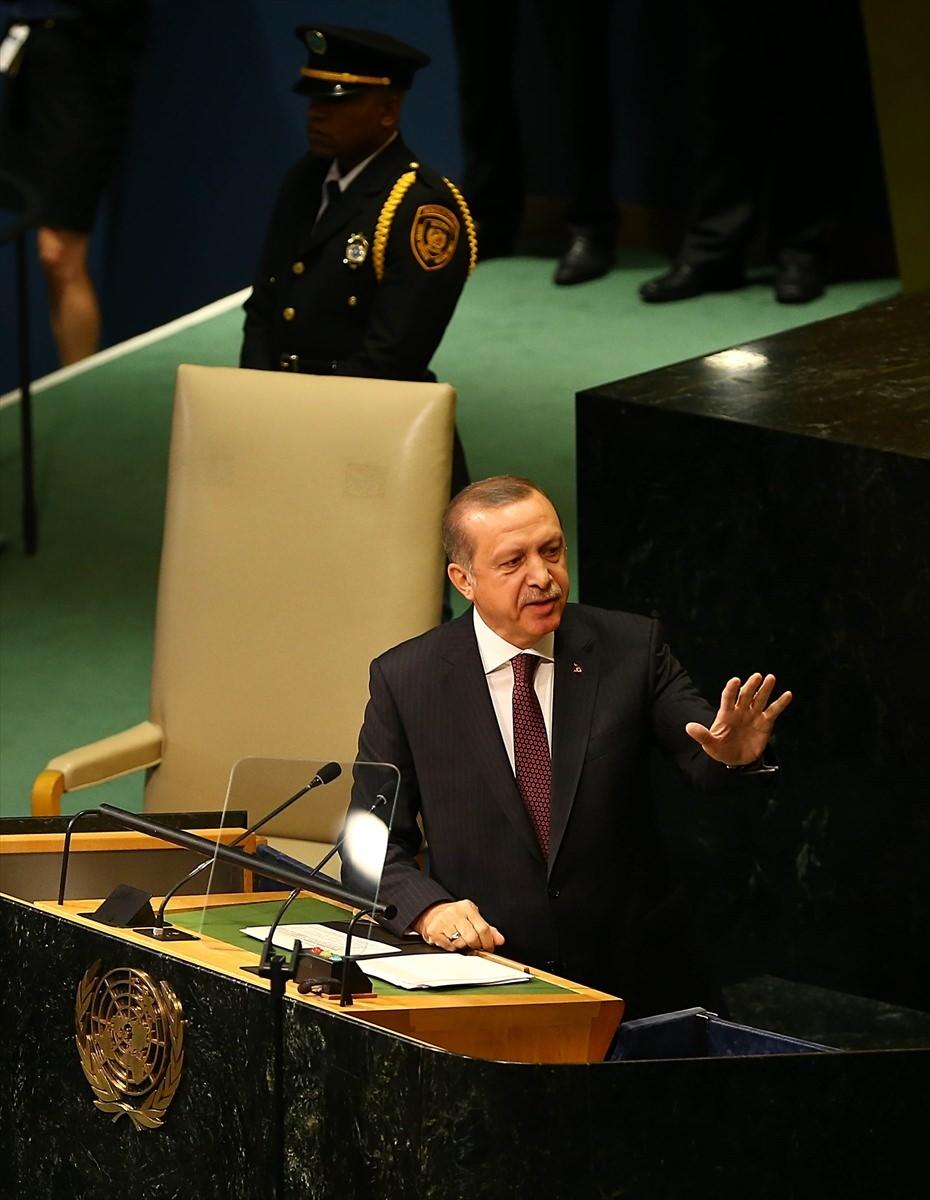 Zirvelerin değişmeyen Cumhurbaşkanı 'Erdoğan' 23
