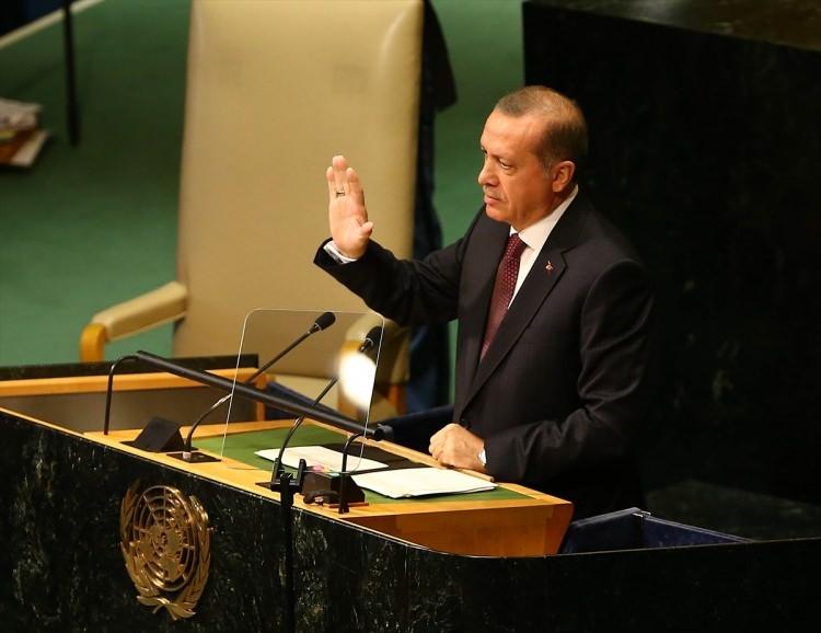 Zirvelerin değişmeyen Cumhurbaşkanı 'Erdoğan' 24