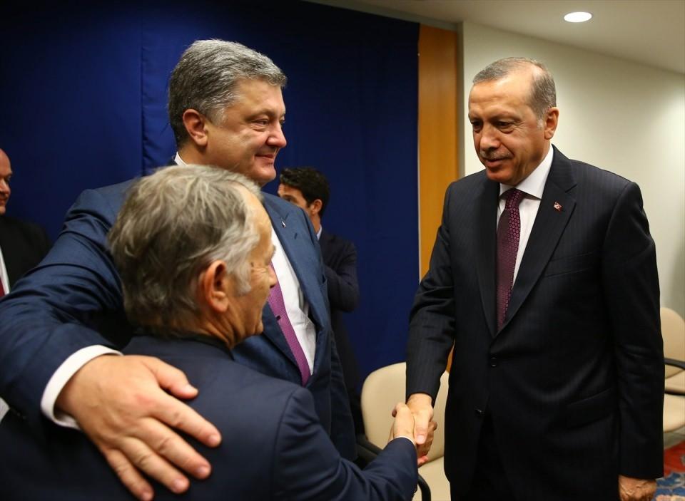 Zirvelerin değişmeyen Cumhurbaşkanı 'Erdoğan' 5