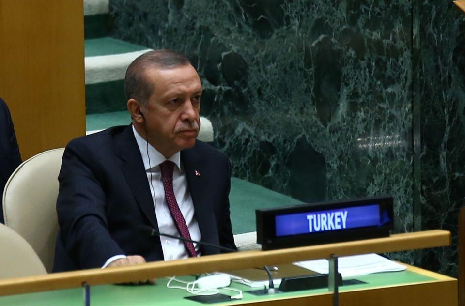 Zirvelerin değişmeyen Cumhurbaşkanı 'Erdoğan' 6