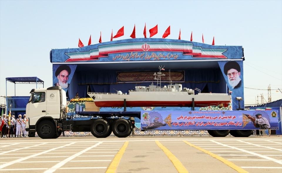 İran'dan dünyaya gövde gösterisi 10