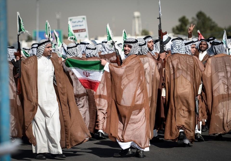 İran'dan dünyaya gövde gösterisi 12