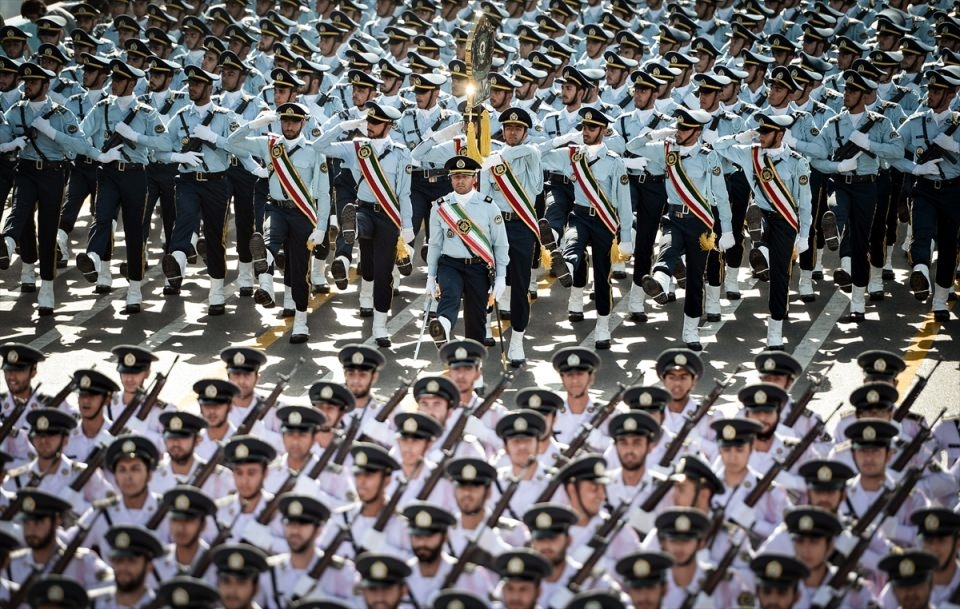 İran'dan dünyaya gövde gösterisi 37