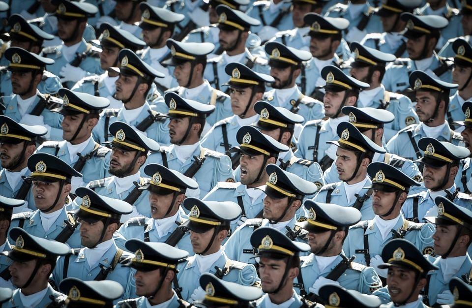 İran'dan dünyaya gövde gösterisi 39