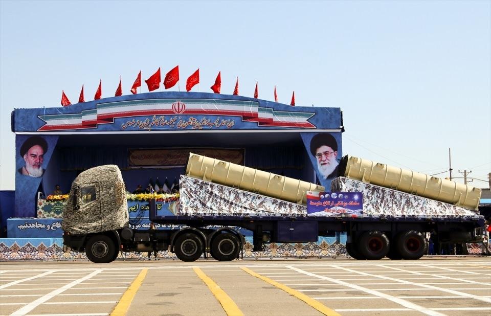 İran'dan dünyaya gövde gösterisi 6