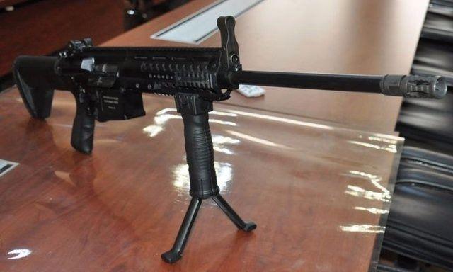 İşte yüzde yüz yerli üretim silahlar 83