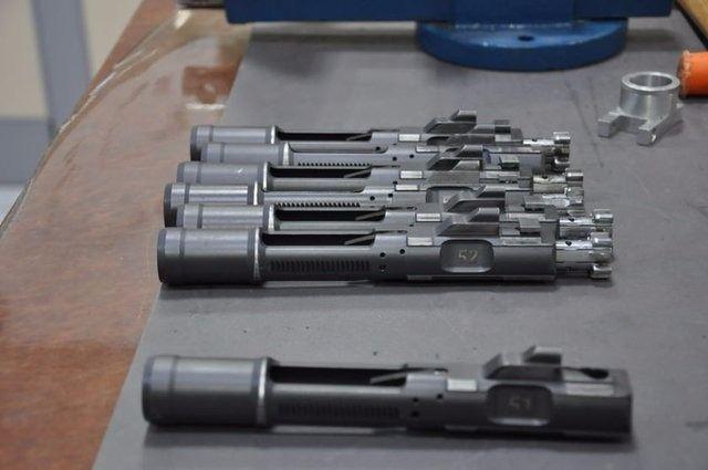 İşte yüzde yüz yerli üretim silahlar 87