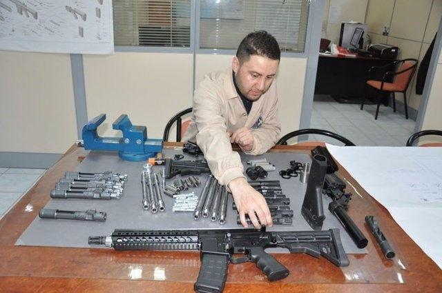 İşte yüzde yüz yerli üretim silahlar 88