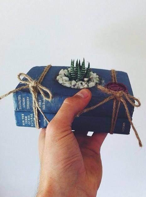 Kitaplar çiçek açtı! 12