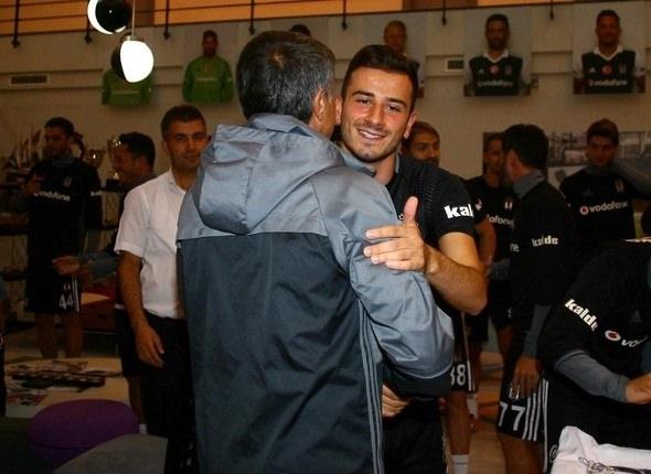 G.Saray maçı öncesi Beşiktaş'a büyük sürpriz! 10