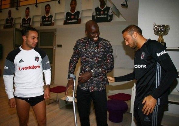 G.Saray maçı öncesi Beşiktaş'a büyük sürpriz! 2