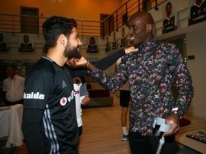 G.Saray maçı öncesi Beşiktaş'a büyük sürpriz!