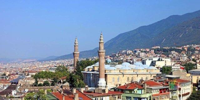 Türkiye'nin en kalabalık ilçeleri 79