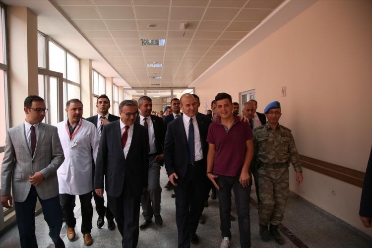 İçişleri Bakanı Soylu, o bölgeyi inceledi 22