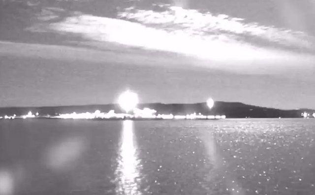 Son yılların en büyük meteoru Dünya'ya çarptı 5