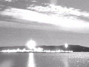 Son yılların en büyük meteoru Dünya'ya çarptı